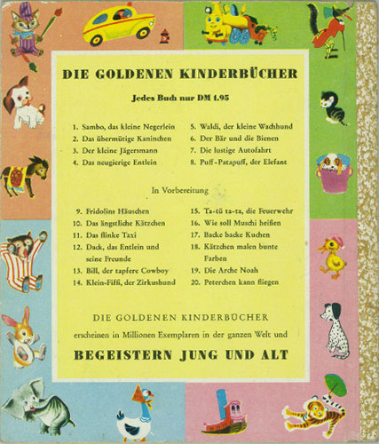 Desch Goldene Kinderb�cher R�ckseite Version 1