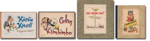 Publikationen aus dem EOS-Verlag