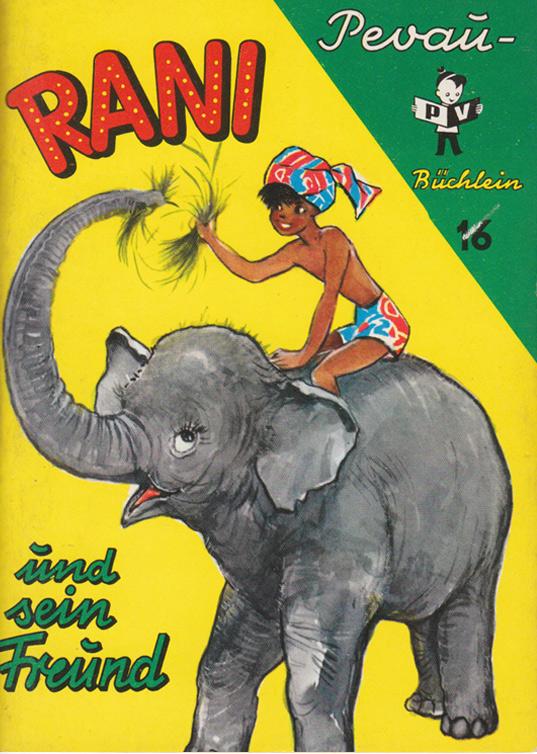 Rani und sein Freund