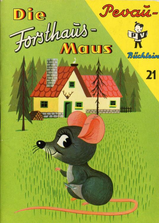 Die Forsthausmaus