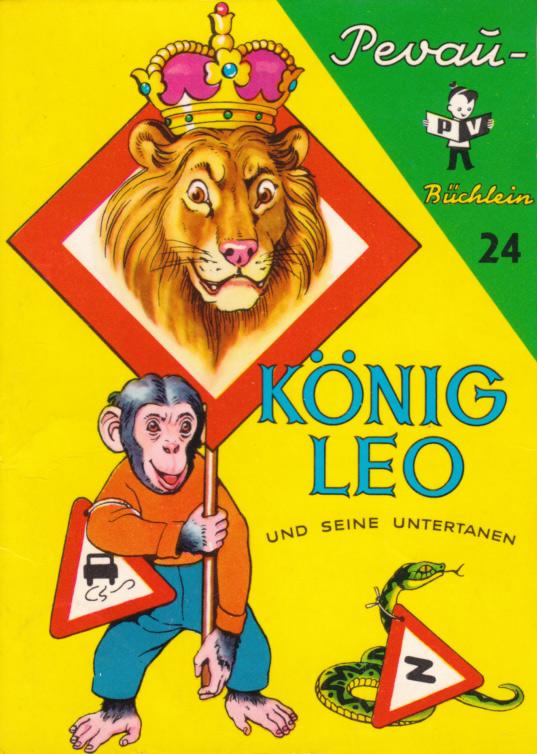 König Leo und seine Untertanen