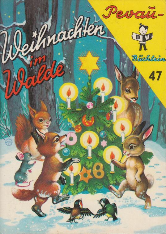 Weihnachten im Walde