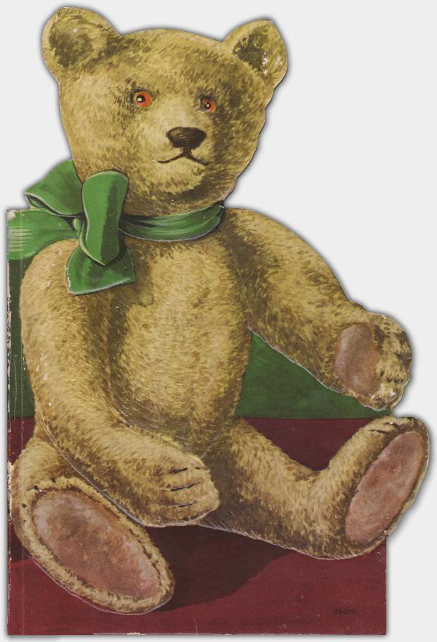 Teddy - Eine lustige Bären-Geschichte | J. F. Schreiber Verlag, JFS-0197