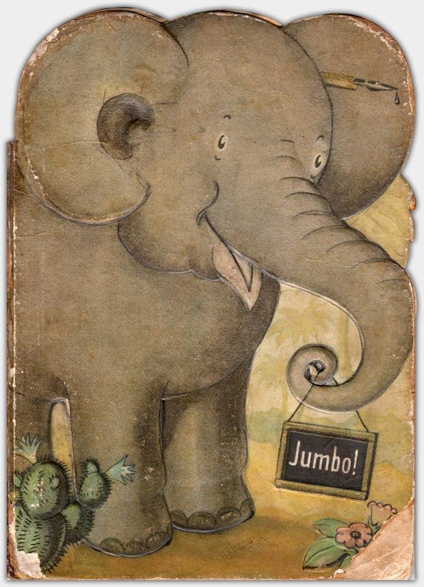 Jumbo – Eine lustige Elefantengeschichte | J. F. Schreiber Verlag, No. 191