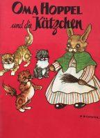 Oma Hoppel und die Kätzchen