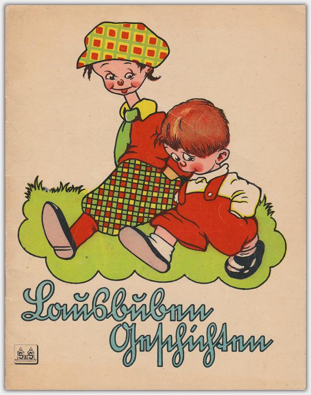Lausbuben Geschichten | Ausgabe der 1930er Jahre