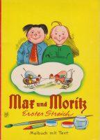 Max und Moritz Erster Streich | Verlagsnummer 3471