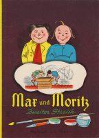 Max und Moritz Zweiter Streich | Verlagsnummer 3472