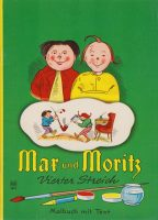 Max und Moritz Vierter Streich | Verlagsnummer 3474
