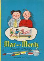 Max und Moritz Fünfter Streich | Verlagsnummer 3475