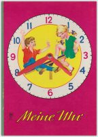 Meine Uhr | Schwager & Steinlein Verlag, 1965, Verlagsnummer 661 1041