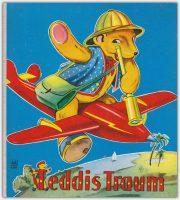 Teddis Traum | Verlagsnummer 4289, Hardcover mit Leinenbindung