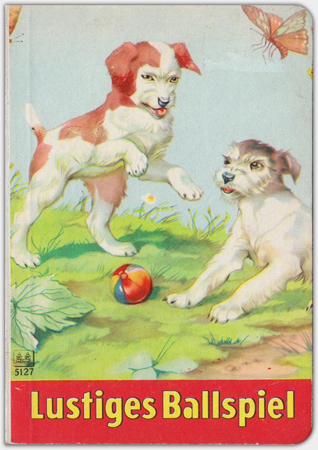 Lustiges Ballspiel | S&S Verlag, 5127