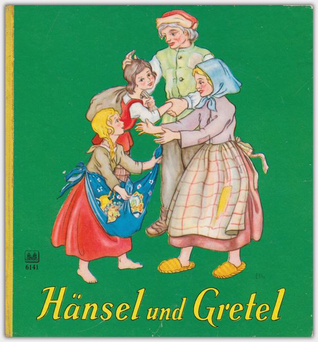 Hänsel und Gretel | S&S Verlag, Nr.: 6141