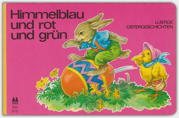 Himmelblau und rot und grün | S&S Verlag, 839 5010