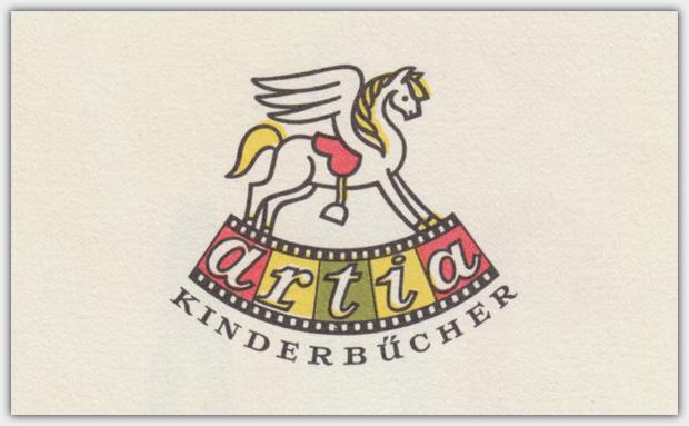 Logo Artia Kinderbücher
