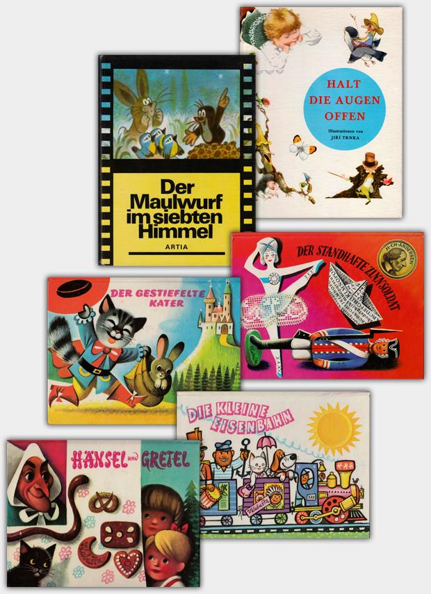 Publikationen aus dem Artia Verlag