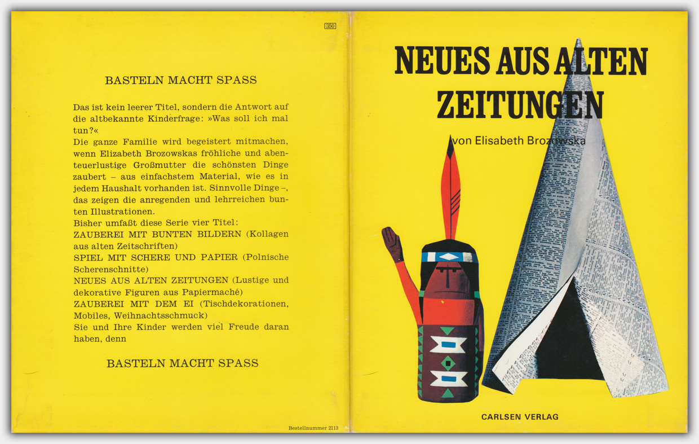 Basteln macht Spass | Carlsen Verlag 1969