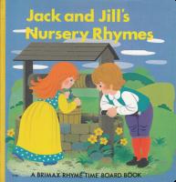2102 – Jack and Jill`s Nursery Rhymes