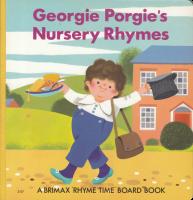 2107 – Georgie Porgie`s Nursery Rhymes