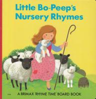 2108 – Little Bo-Peep`s Nursery Rhymes