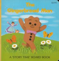 The Gingerbread Man - Checkerboard Press