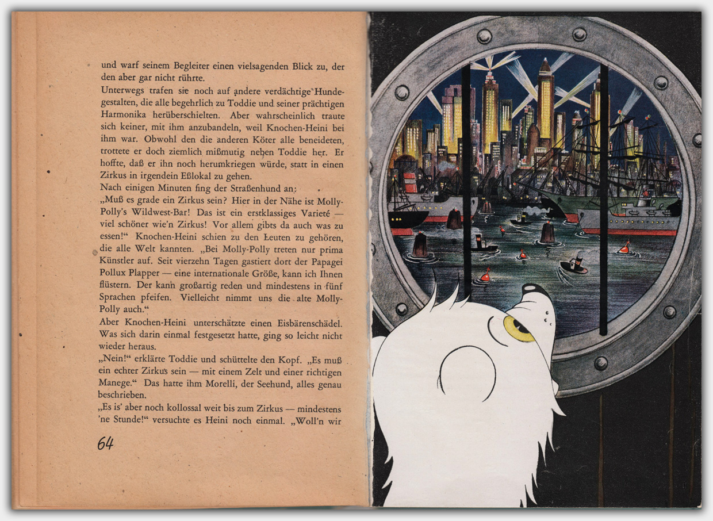 Die Tauwetterreise   Seite 64/65