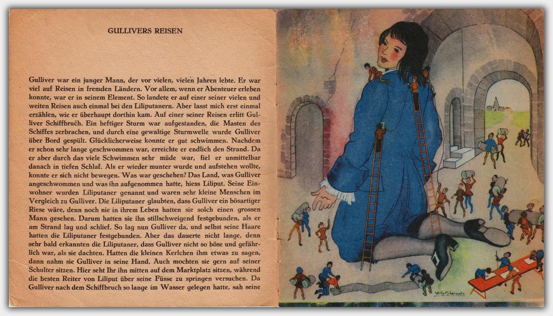 Gullivers Reisen | Innenseite