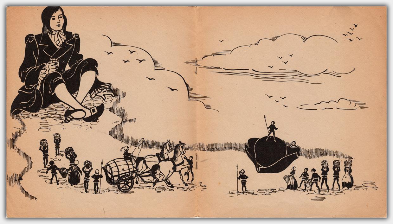 Gullivers Reisen | Heftmitte