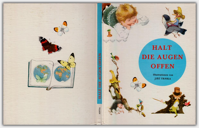 Halt die Augen offen | Artia Verlag, 1979