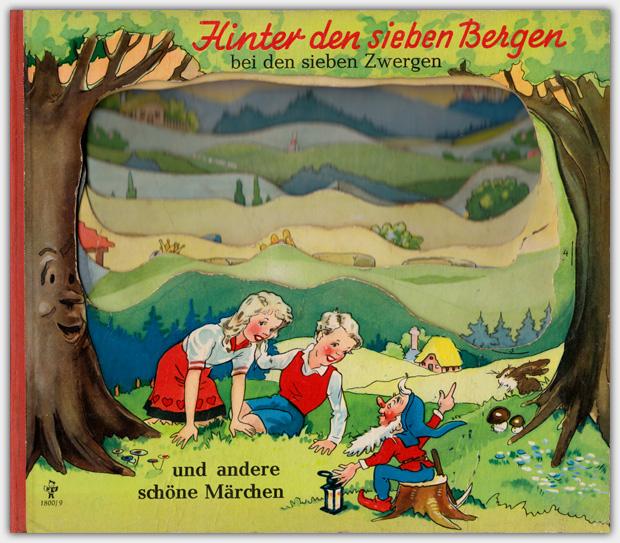 Hinter den sieben Bergen bei den sieben Zwergen | Pestalozzi Verlag, 1800/9