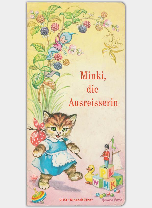 Minki, die Ausreisserin | LITO-Kinderbuch