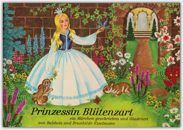 Prinzessin Blütenzart | Köllnflockenwerke Elmshorn, 1970