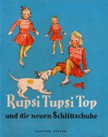 4. Rupsi, Tupsi, Top und die neuen Schlittschuhe