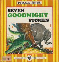 Seven Goodnight Stories | Titel mit Verlagsnummern-Aufkleber
