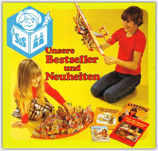 Werbeflyer S&S, 1980