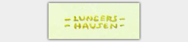 Signatur Ilse Wende-Lungershausen
