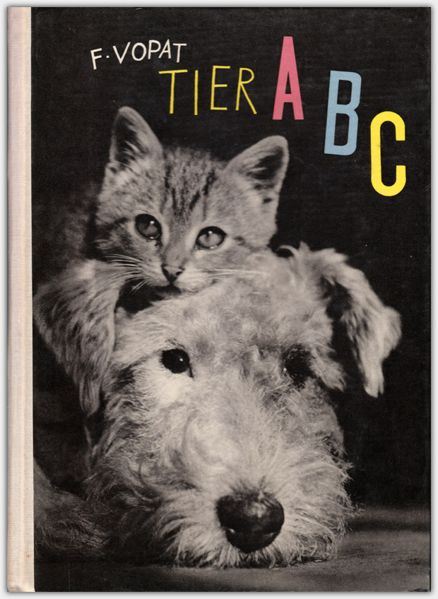 Tier ABC | Artia Verlag, 1959
