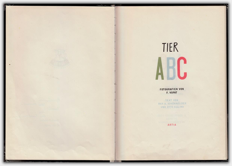 Tier ABC | Innentitel