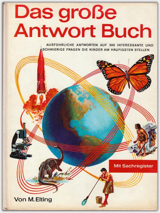 Das große Antwort Buch | Neuer Tessloff Verlag, 1963