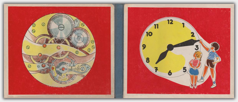 Die Uhr - Ein froher Tag im Stundenschlag | Ausgabe 1958