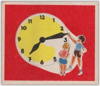 Die Uhr | Ausgabe 1958