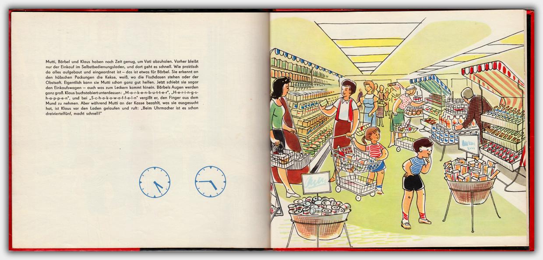Die Uhr | 4. Auflage 1965 | Innenseite