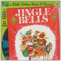 Jingle Bells | A Little Golden Book & Record, Nr. 255 | 1976