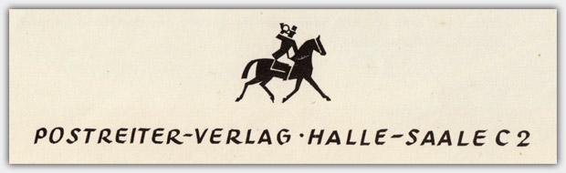 Postreiter Verlag, Halle