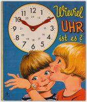 Wieviel Uhr ist es? | Pestalozzi Verlag, 1969