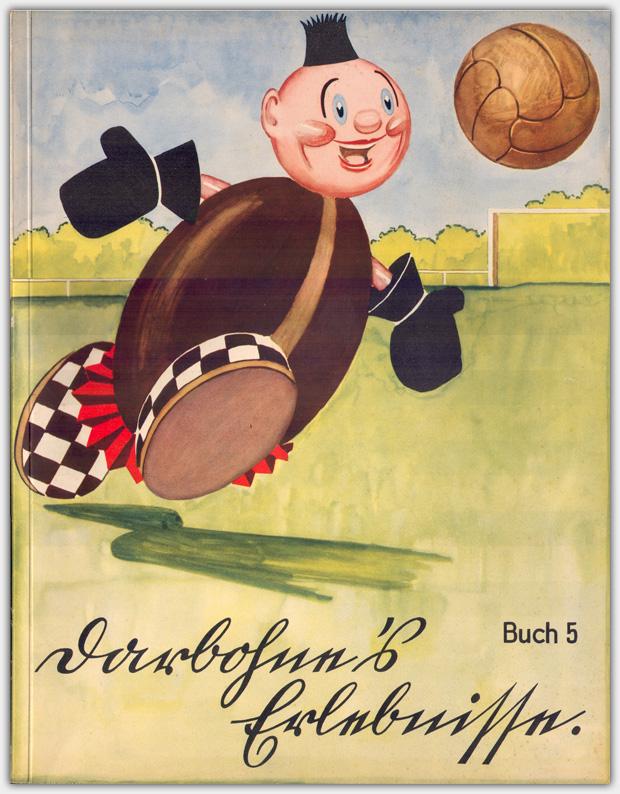 Darbohnes Erlebnisse - Buch 5 - Ausgabe aus der Reihe der 30er und 40er Jahre | Quelle: Wikipedia