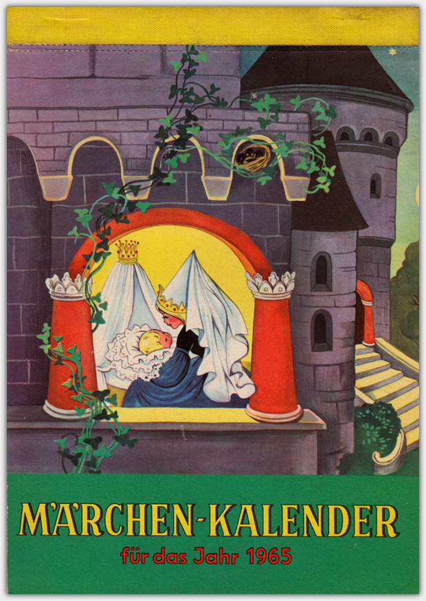 Favorit Märchenkalender 1965