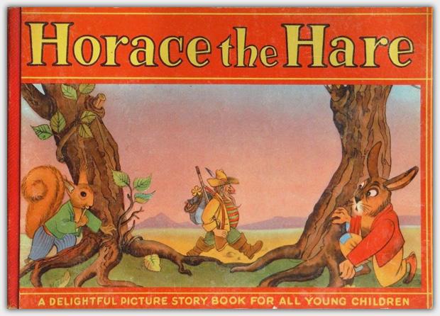 Horace the Hare | englische Ausgabe