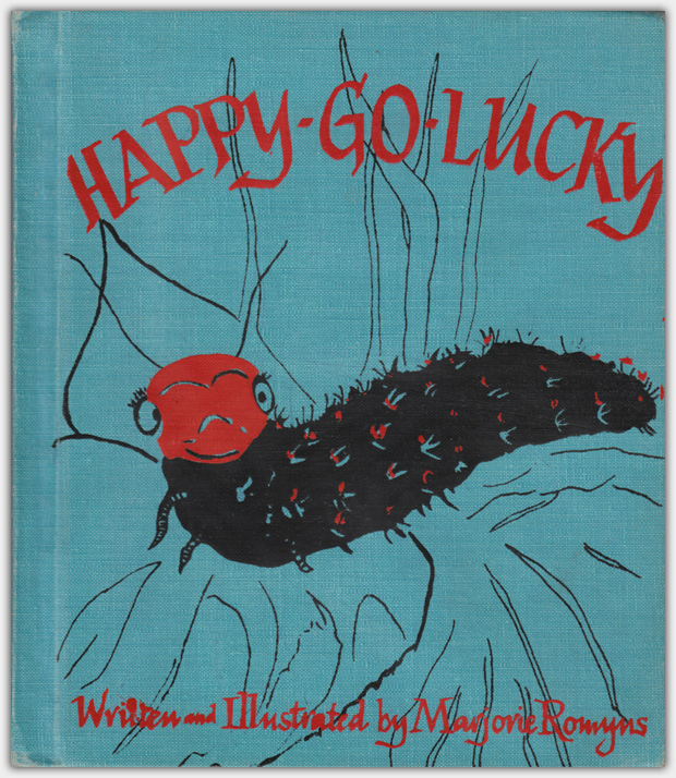Happy-Go-Lucky    First Printing June 1945